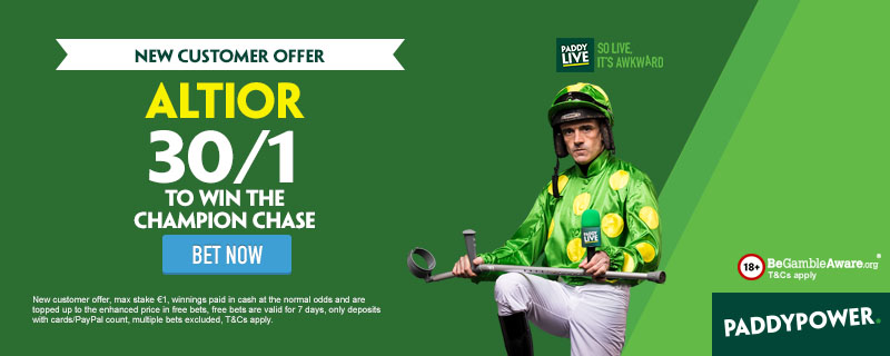 Paddy Power 2018 Cheltenham Festival Day 2