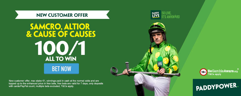 Paddy Power New Customers