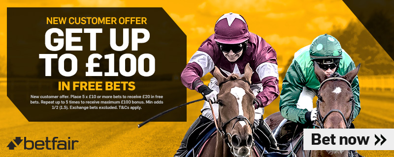 Betfair Grand National Free Bets